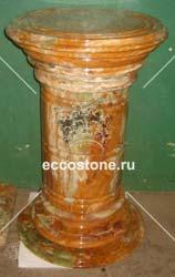 колонны из оникса