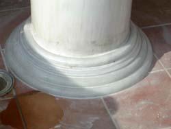 основание колонны